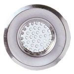 CHEF AID MINI SINK STRAINER STAINLESS STEEL